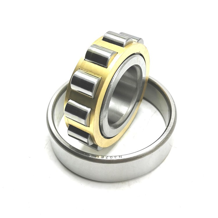 30 mm x 72 mm x 27 mm  FAG NUP2306-E-TVP2  Cylindrical Roller Bearings