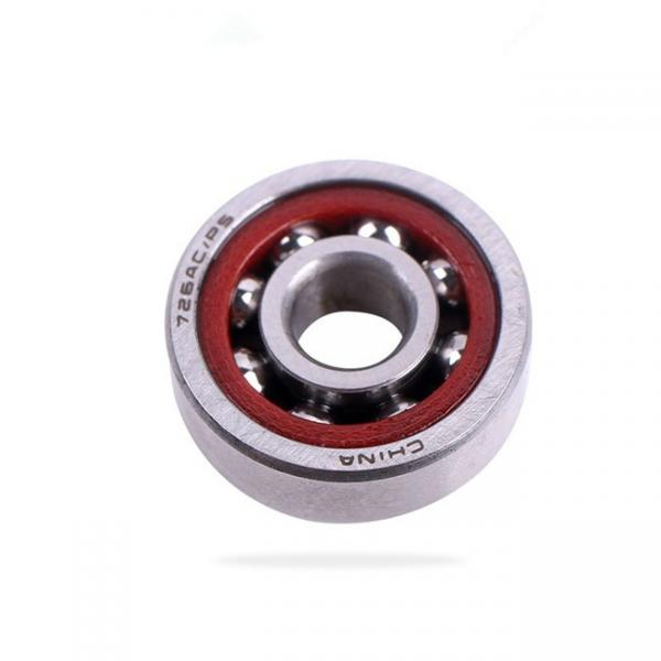 3.937 Inch | 100 Millimeter x 4.921 Inch | 125 Millimeter x 0.748 Inch | 19 Millimeter  CONSOLIDATED BEARING 3820-2RS  Angular Contact Ball Bearings #2 image